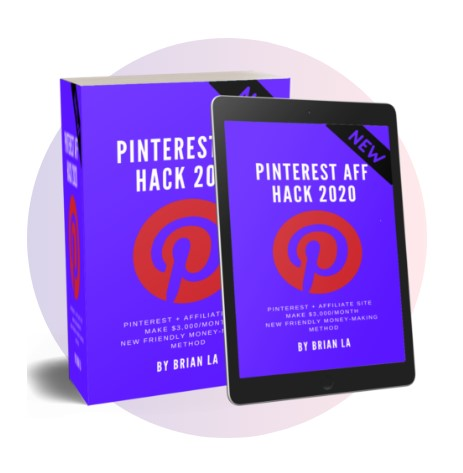 Secret method Pinterest Aff Hack 2020