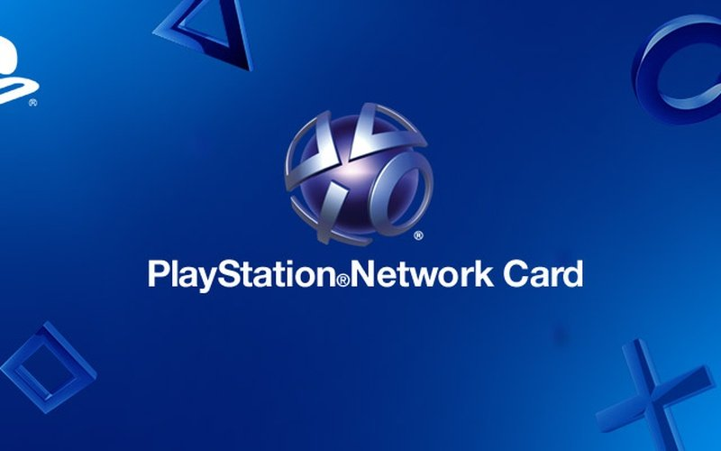 -50% PLAYSTATION PSN NETWORK STORE GIFT CARD