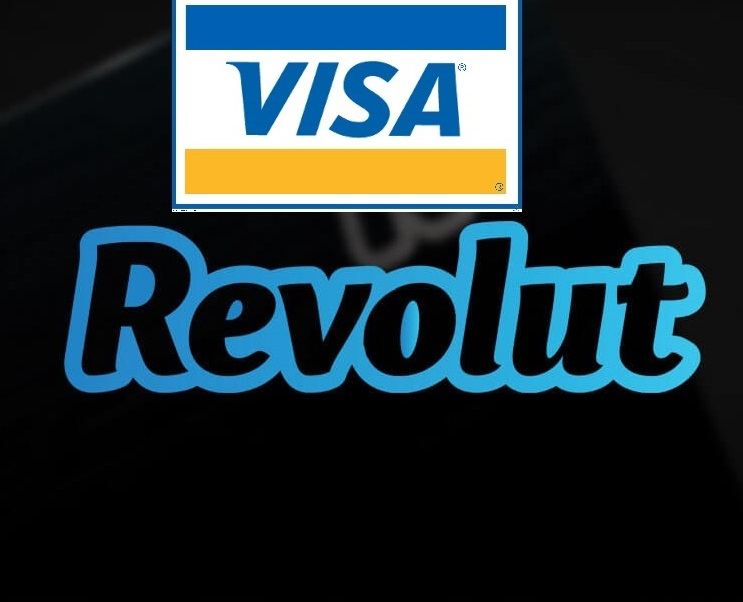 REVOLUT BUSINESS VERIFED BUSINESS ACC VCC VISA + DOC...