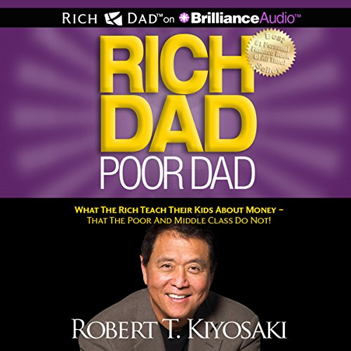 Rich Dad, Poor Dad | Robert T. Kiyosaki| English Audiob
