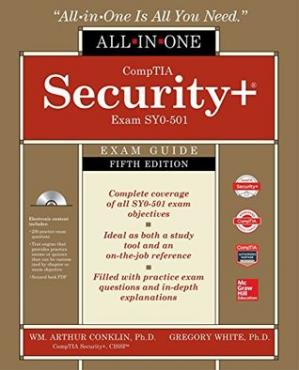 CompTIA Security+ All-in-One Exam Guide, Fifth Edition