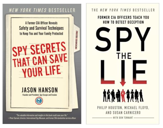 Spy Secrets That Can Save Your Life + Spy the Lie