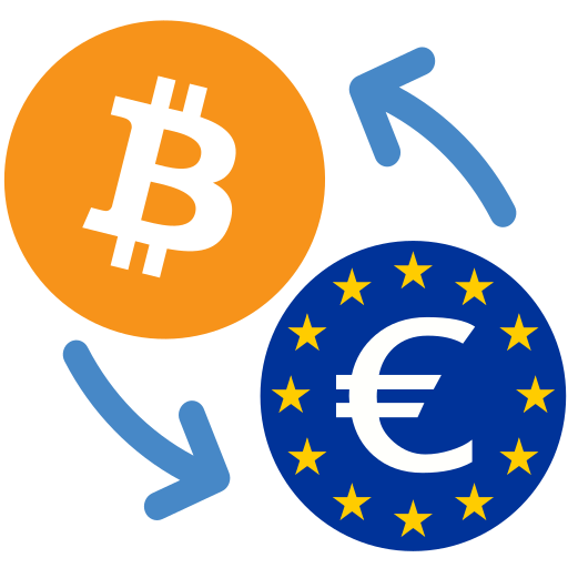 Euro/GBP funds to BTC cashout service!