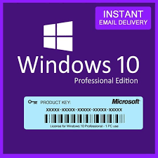 Windows 10 Pro Key - Windows 10 Pro | 5 Min Delivery
