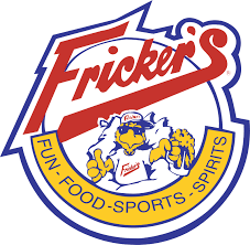 Fricker's Wings Sports Bar 25$ Gift Card Instant