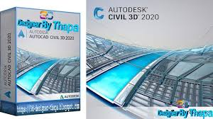 AutoCAD Civil 3D 2020 Edu for one year Product Key