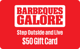 Barbeques Galore 100$ EGift Card