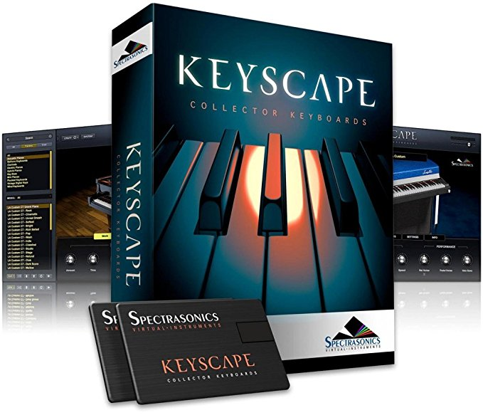 Spectrasonics - Keyscape v1.1.2c Worked/Activated