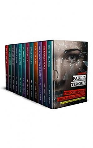 The Complete Thriller Collection