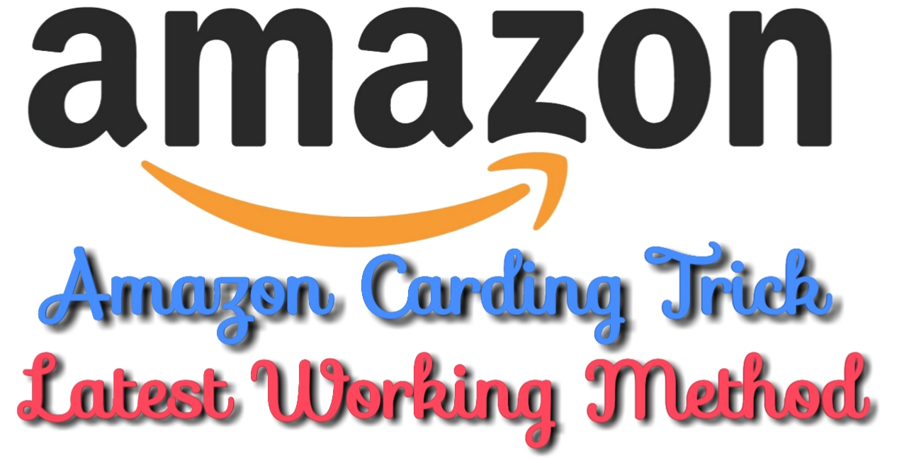 Amazon Carding, Refund Scam & Infinite Money Mak...