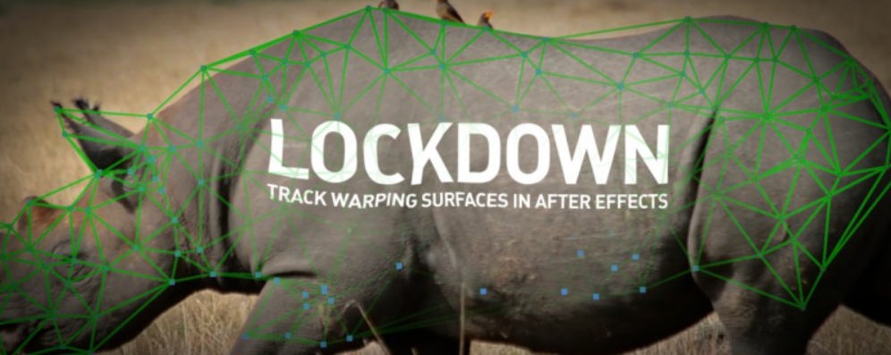 Lockdown Script For After effect CC