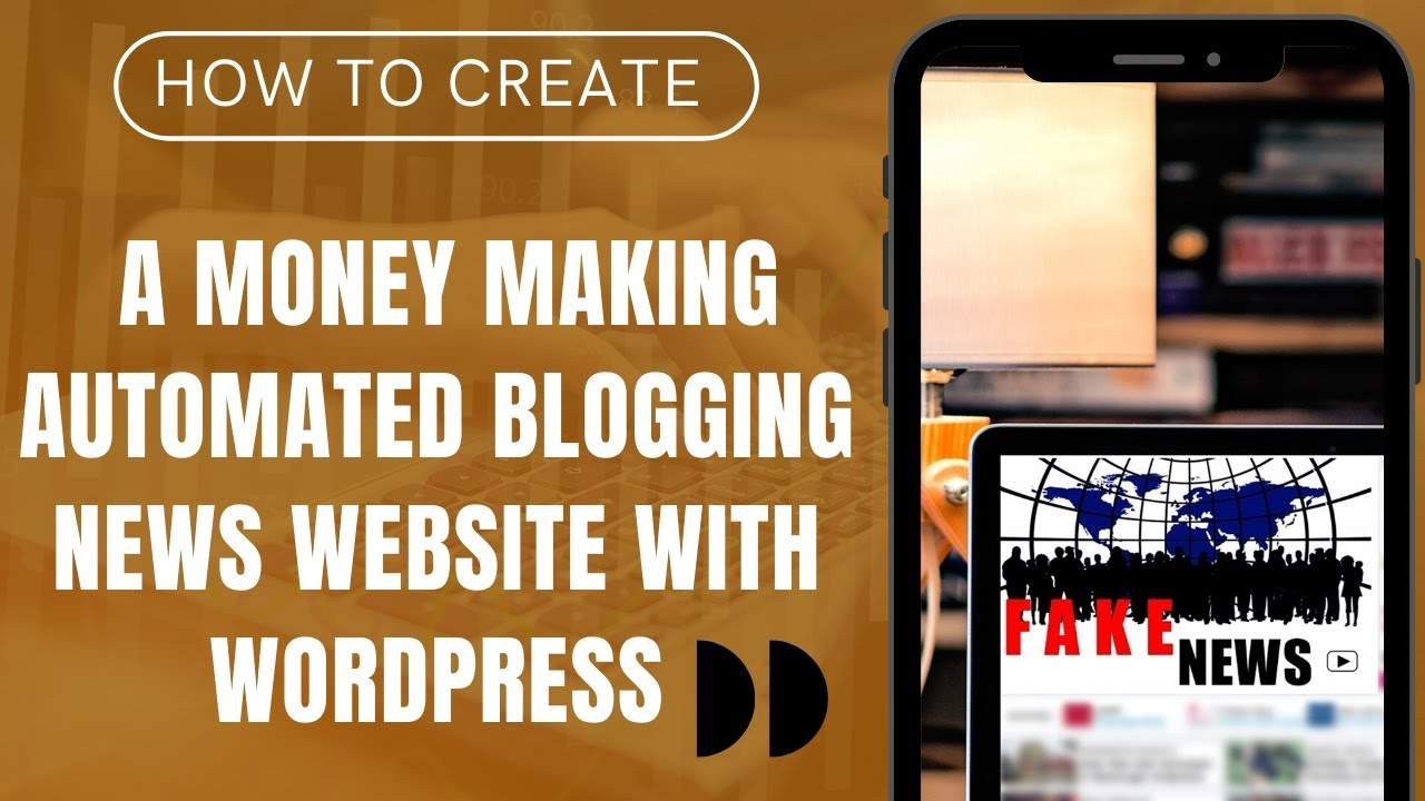 HOW TO CREATE AUTOMATED BLOG SITE