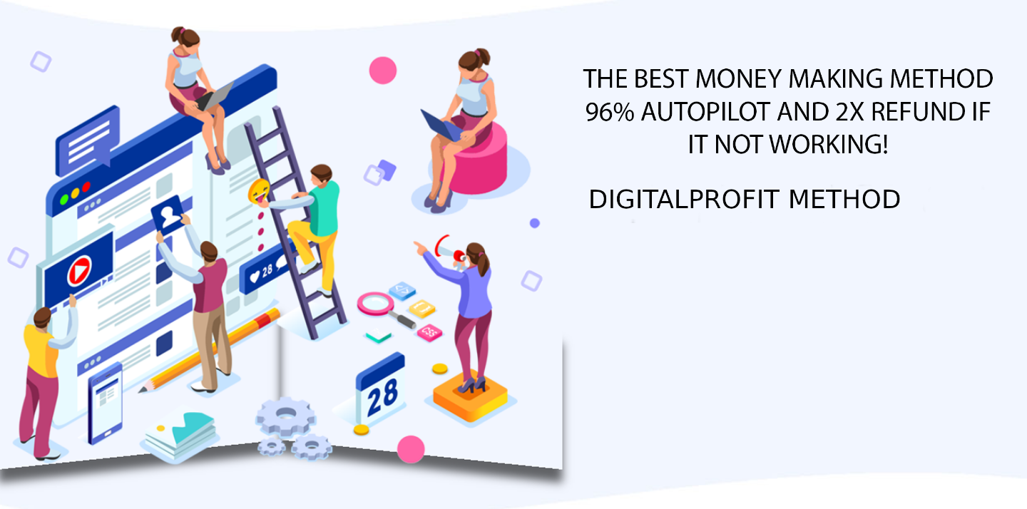 GUARANTEED EARN UPTO $5000/MONTH | DIGITALPROFIT METHOD