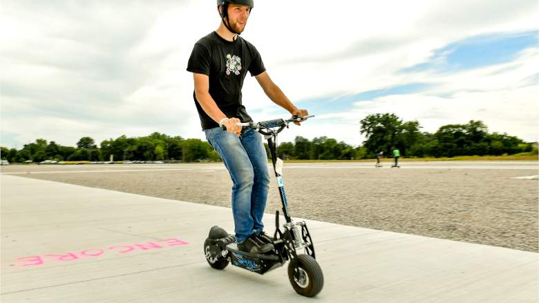 Electric Scooter Method (September 2020)