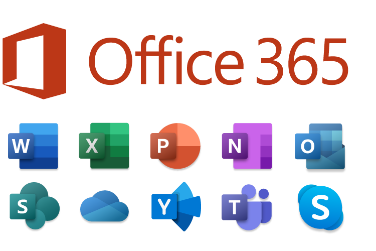 UNLIMITED OFFICE 365 ACCOUNTS WITH 5TB SPACE