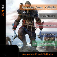 Assassin's Creed Valhalla (PS4 Mod)