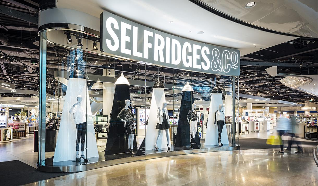 Selfridges Method + Bins (November 2020)