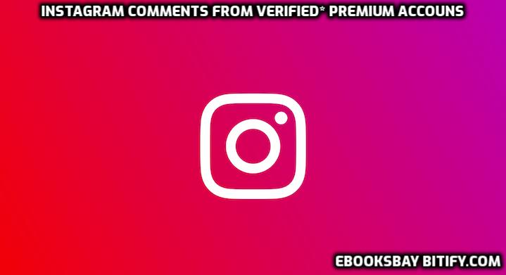Instagram Comments From Verified Badge Users