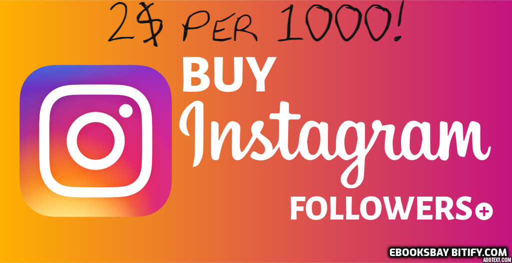 Instagram Followers [CHEAPEST AND FAST] 1000 Followers