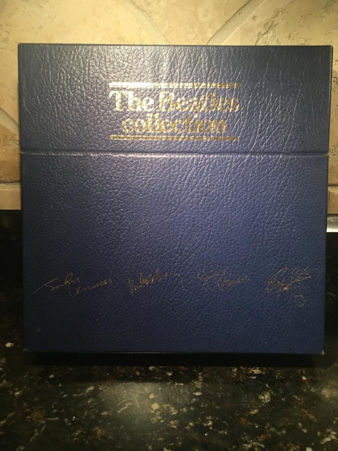 The Beatles  The Beatles Collection Blue Box Set 13 LP
