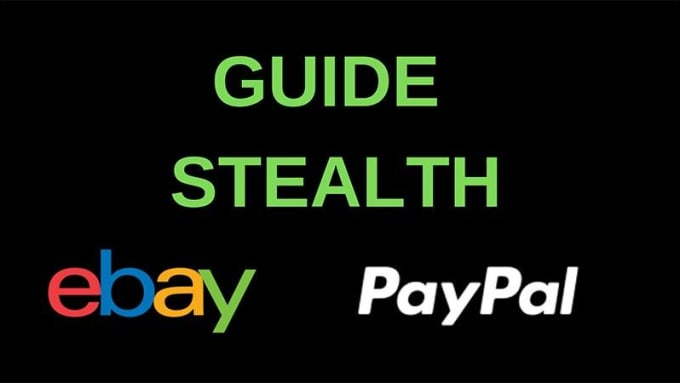 Create UNLIMITED eBay (Paypal) STEALTH Accounts