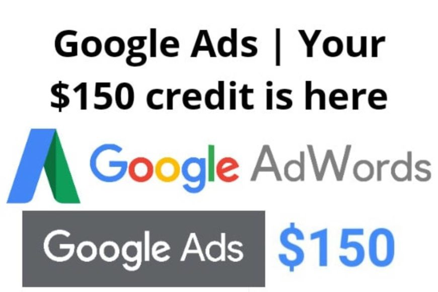 Google Adwords 150$ AD coupon at 15$ only