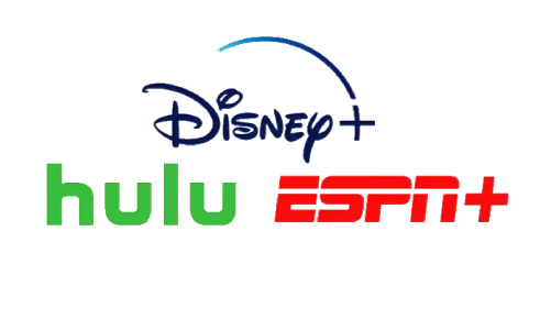 HULU with DISNEY+ and ESPN+