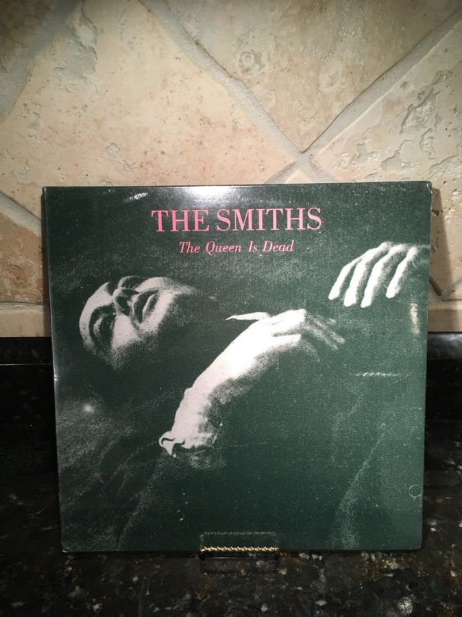 """The Smiths - Morrissey - \""""The Queen is Dead\&q..."""