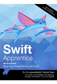 Swift Apprentice: Beginning programming with Swift