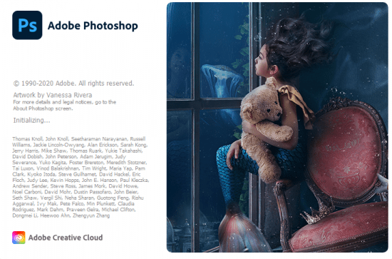 Adobe Photoshop 2020 21.2.1.265 (x64) Pre-Activated