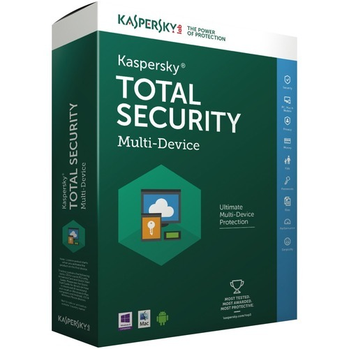 Kaspersky Total Security 2021 1 Device 1 Year GLOBAL