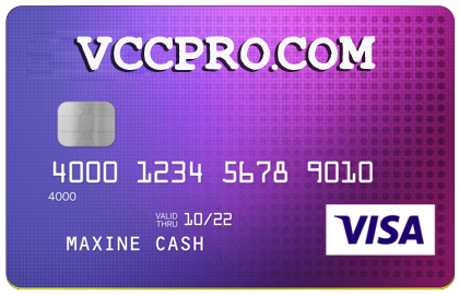 Trial Signup Card – VCC Loaded 1 USD