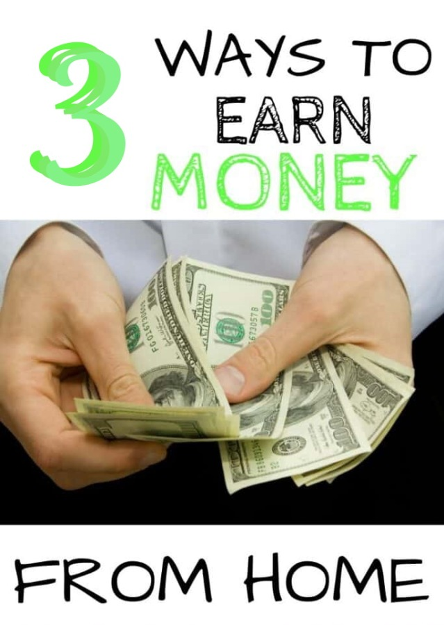 Make Money Online From Home Fast (3 Guides Included)