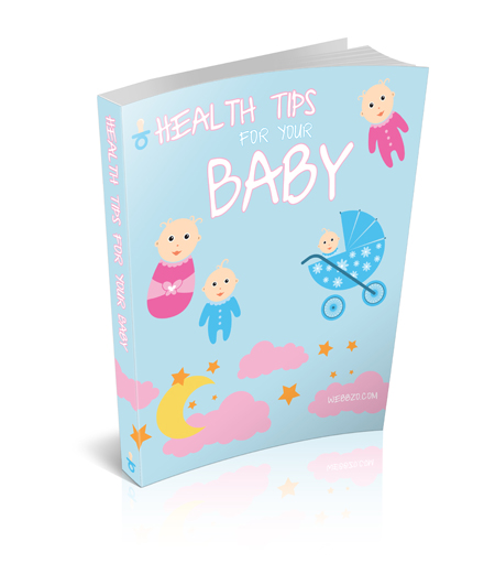 PLR eBook complete – Health Tips for Your Baby