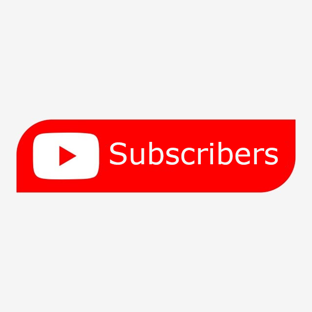 Youtube Subscribers + 30 Days Refill ( Per 1k )