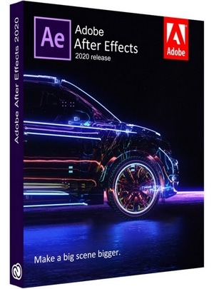 Adobe After Effects 2020 - Lifetime License For Windows