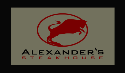 Alexanders Steakhouse Gift Card 100$ instant