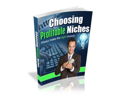 How to choose Profitable Niches