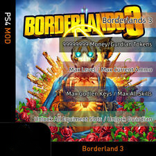 Borderland 3 (PS4Mod)