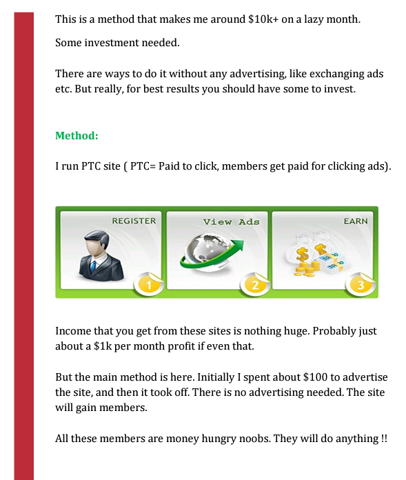 [VIP LEAK] Make Up To $10K Monthly With Your OW