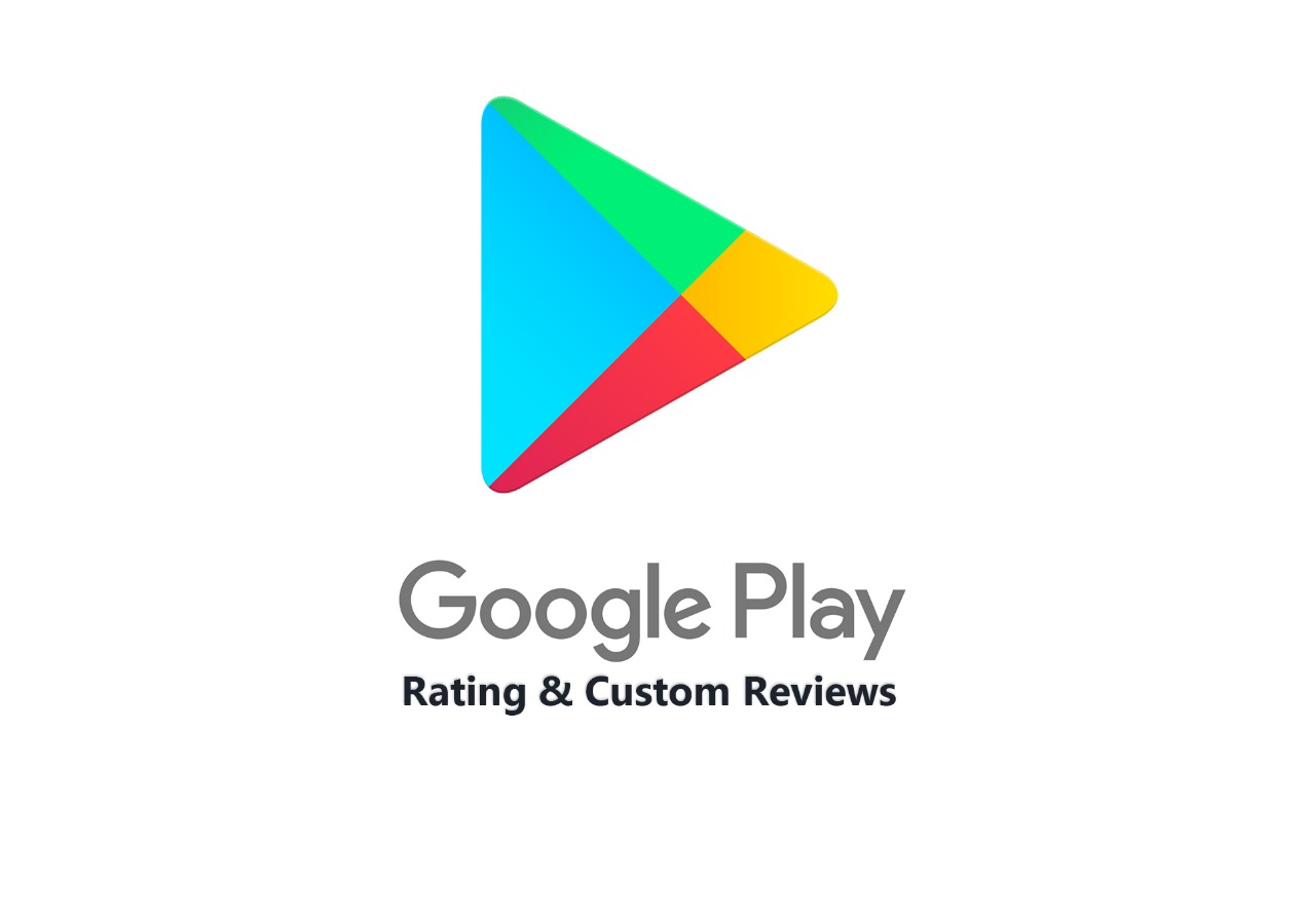 Google Play App Rating & Custom Review ( Per 1000 )