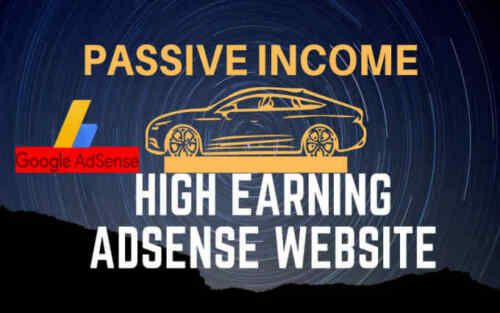 Earn Passive Income By Working From Home With Google Ad