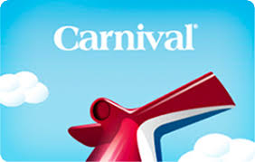 $100 carnival giftcard