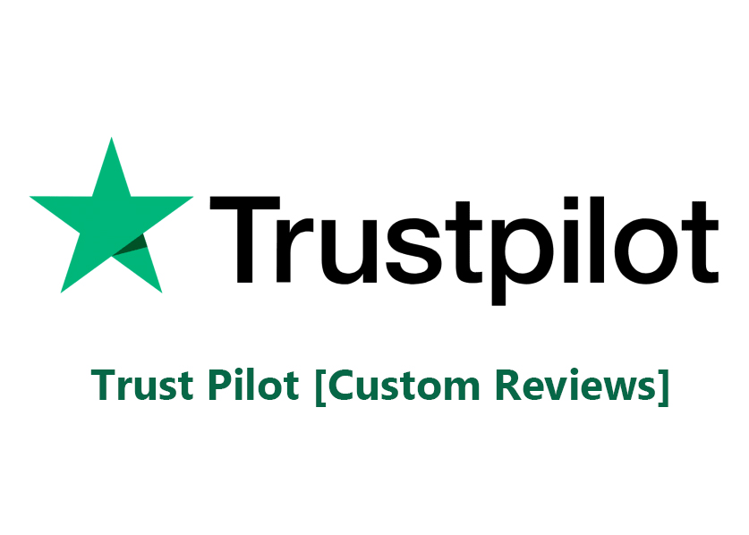 Trust Pilot Custom Reviews ( Per 1000 )