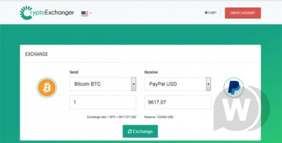 CryptoExchanger-Advanced ECurrency Exchanger& Co...