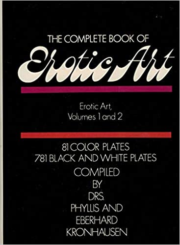 The Complete Book of Erotic Art, Volumes 1 and 2