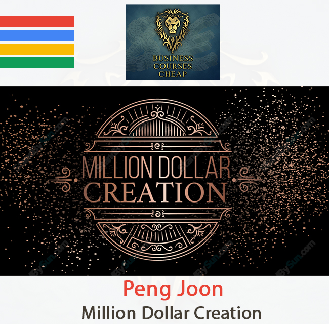 Peng Joon - Million Dollar Creation