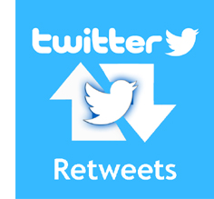 Twitter 200 HQ Retweets | Only $9
