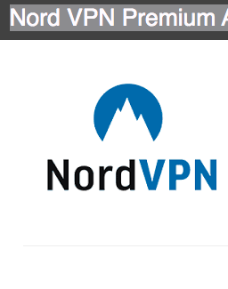 Nord VPN Premium Account (LIFETIME GUARANTEED)