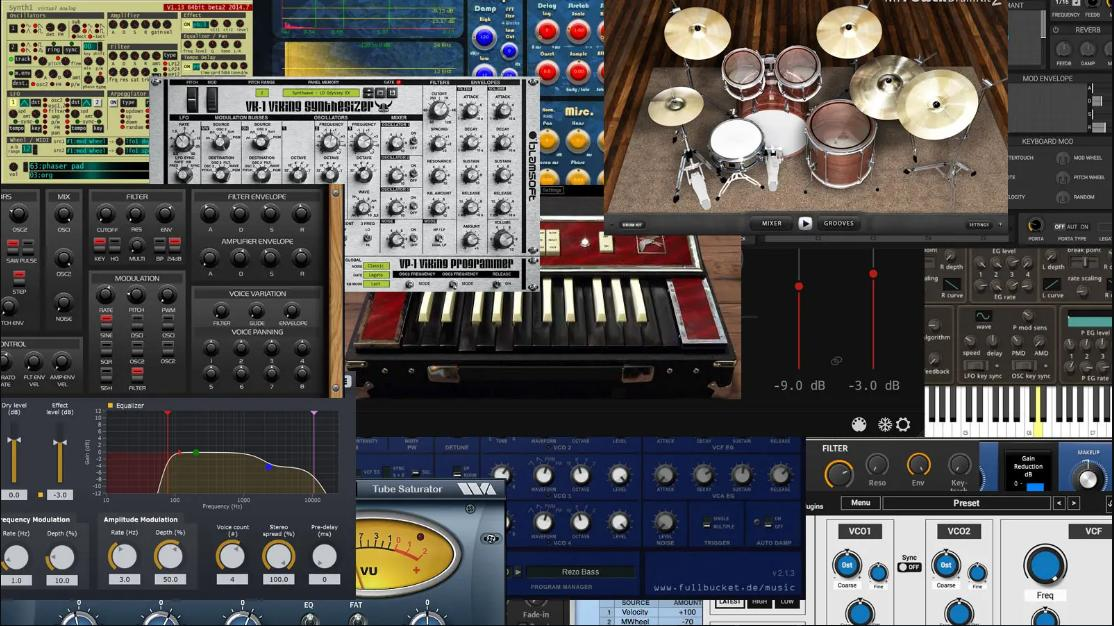 Vst Plugins / Daws Activated